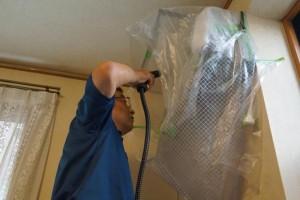 高圧+高温スチームのW洗浄