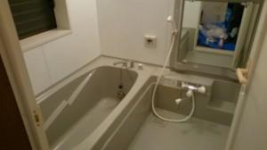 浴室洗浄後 町田