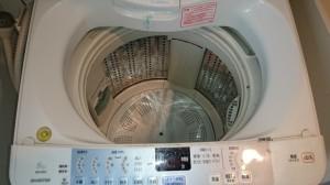 日立洗濯機1