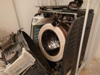 洗濯槽カバー5