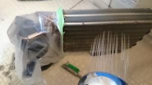洗濯機内熱交換器3