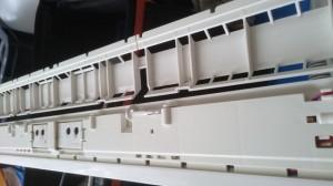 シャープ製お掃除機能付きエアコン田方7